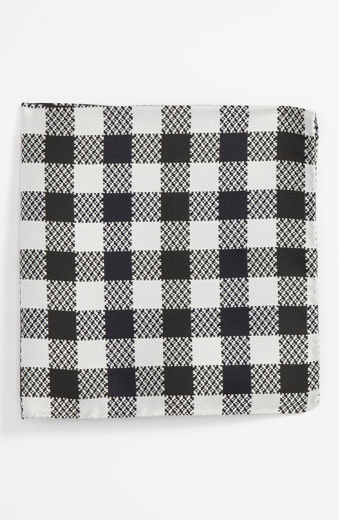 Alternate Image 1 Selected - Duchamp Silk Pocket Square