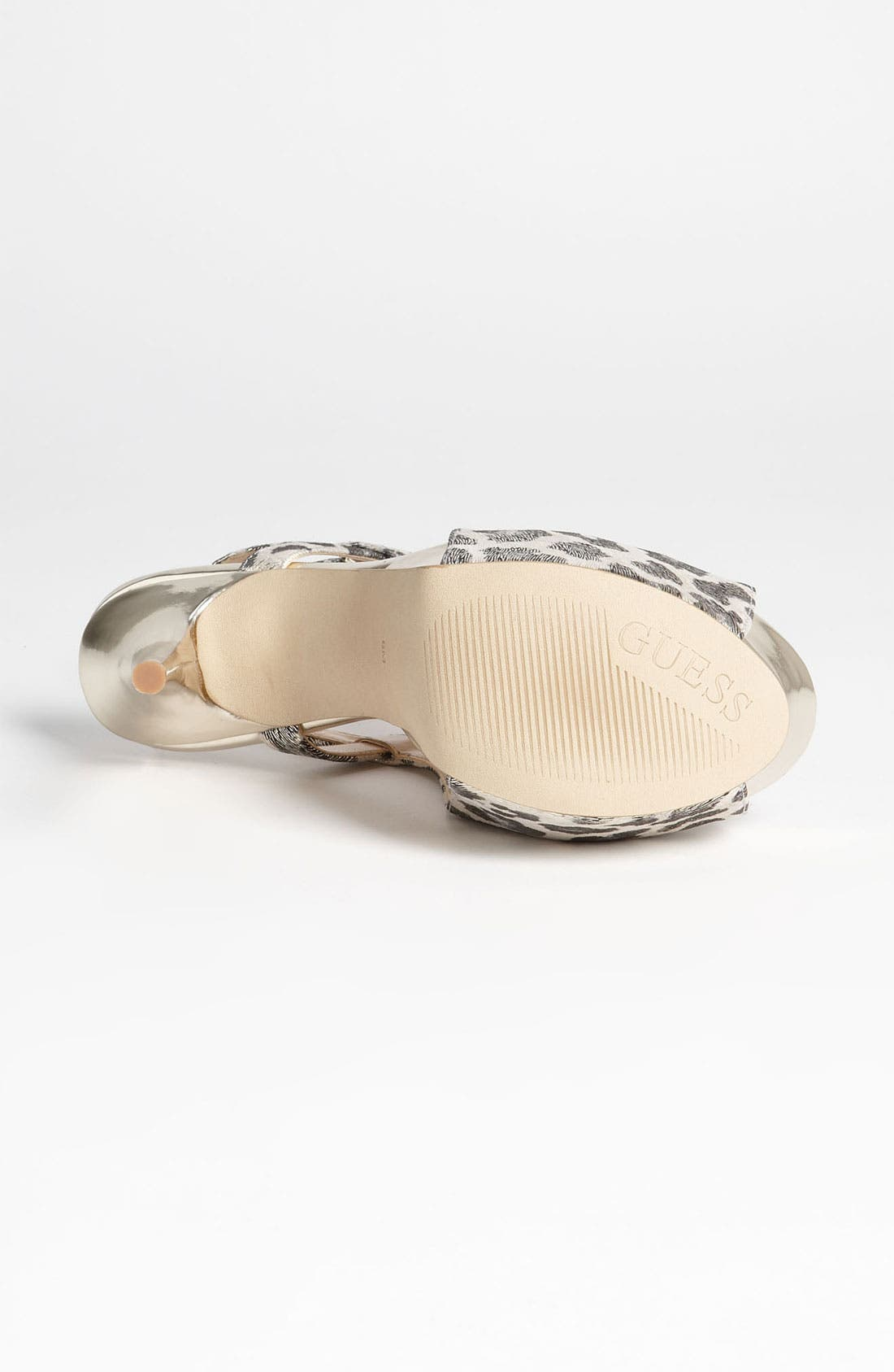 Alternate Image 4  - GUESS 'Gigan' Sandal
