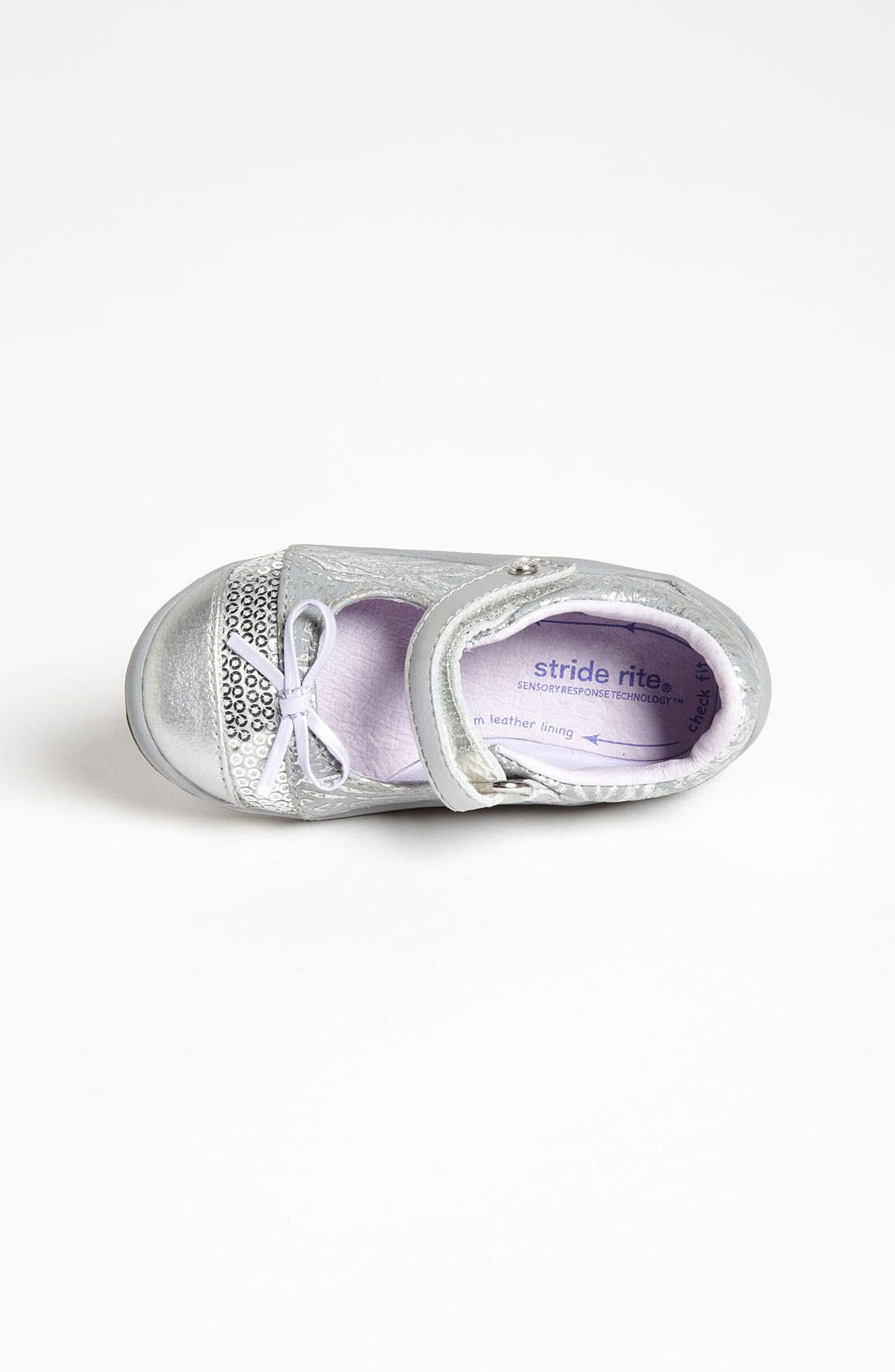 Alternate Image 3  - Stride Rite 'Willow' Mary Jane (Baby, Walker & Toddler)