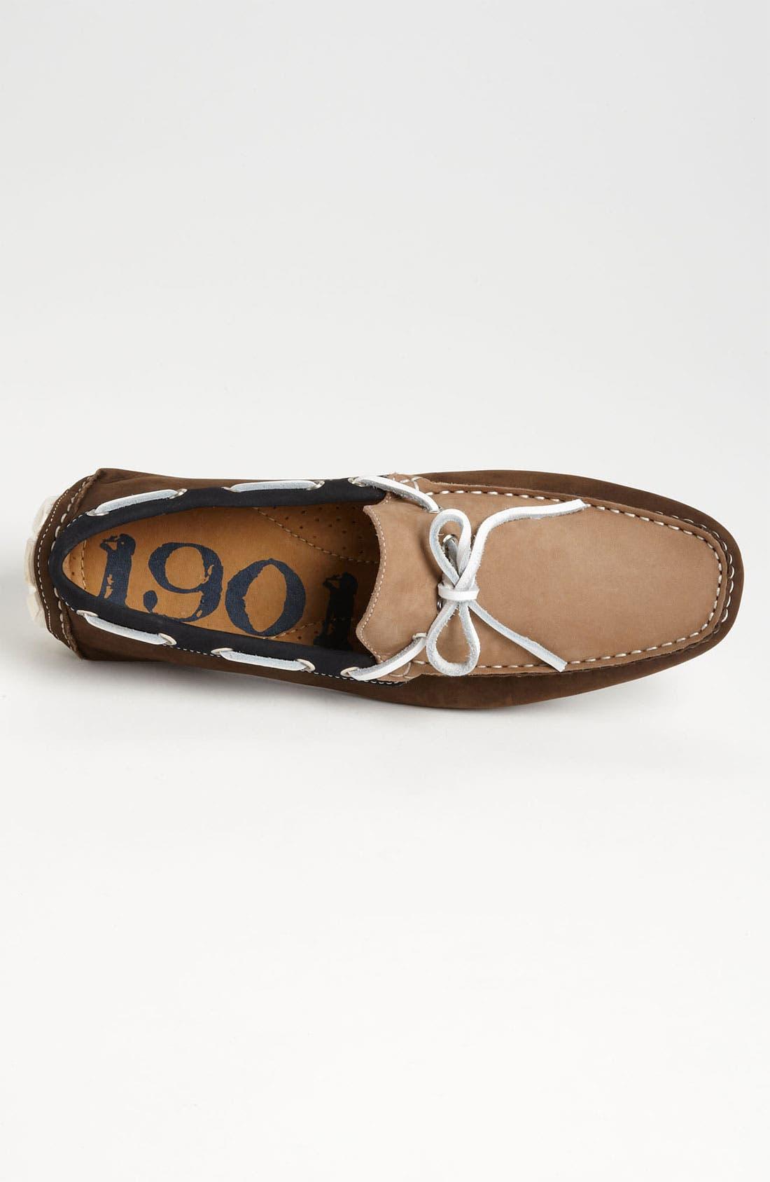 Alternate Image 3  - 1901 'Barbados' Driving Shoe (Men)