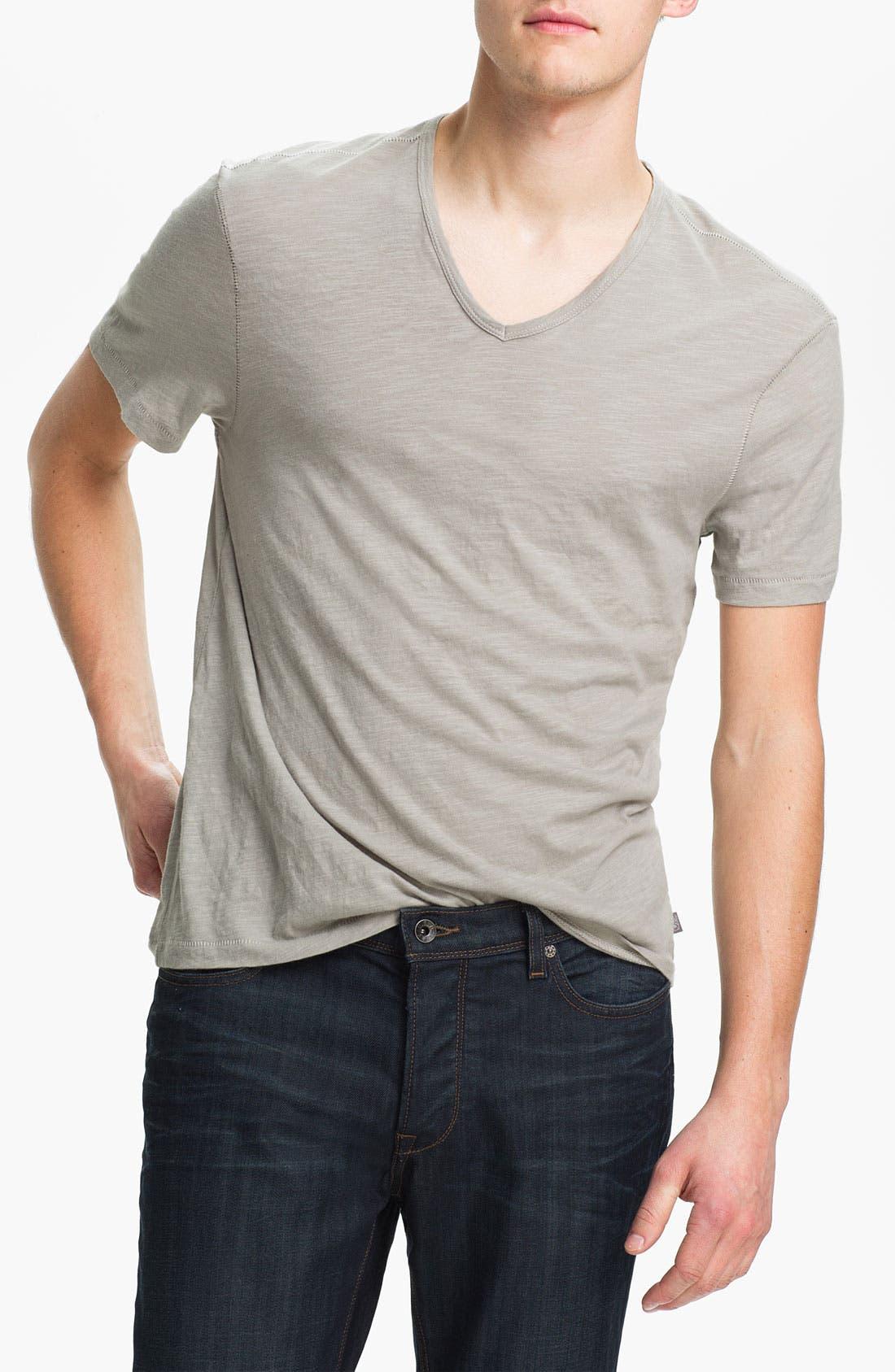 Alternate Image 1 Selected - John Varvatos Star USA V-Neck T-Shirt