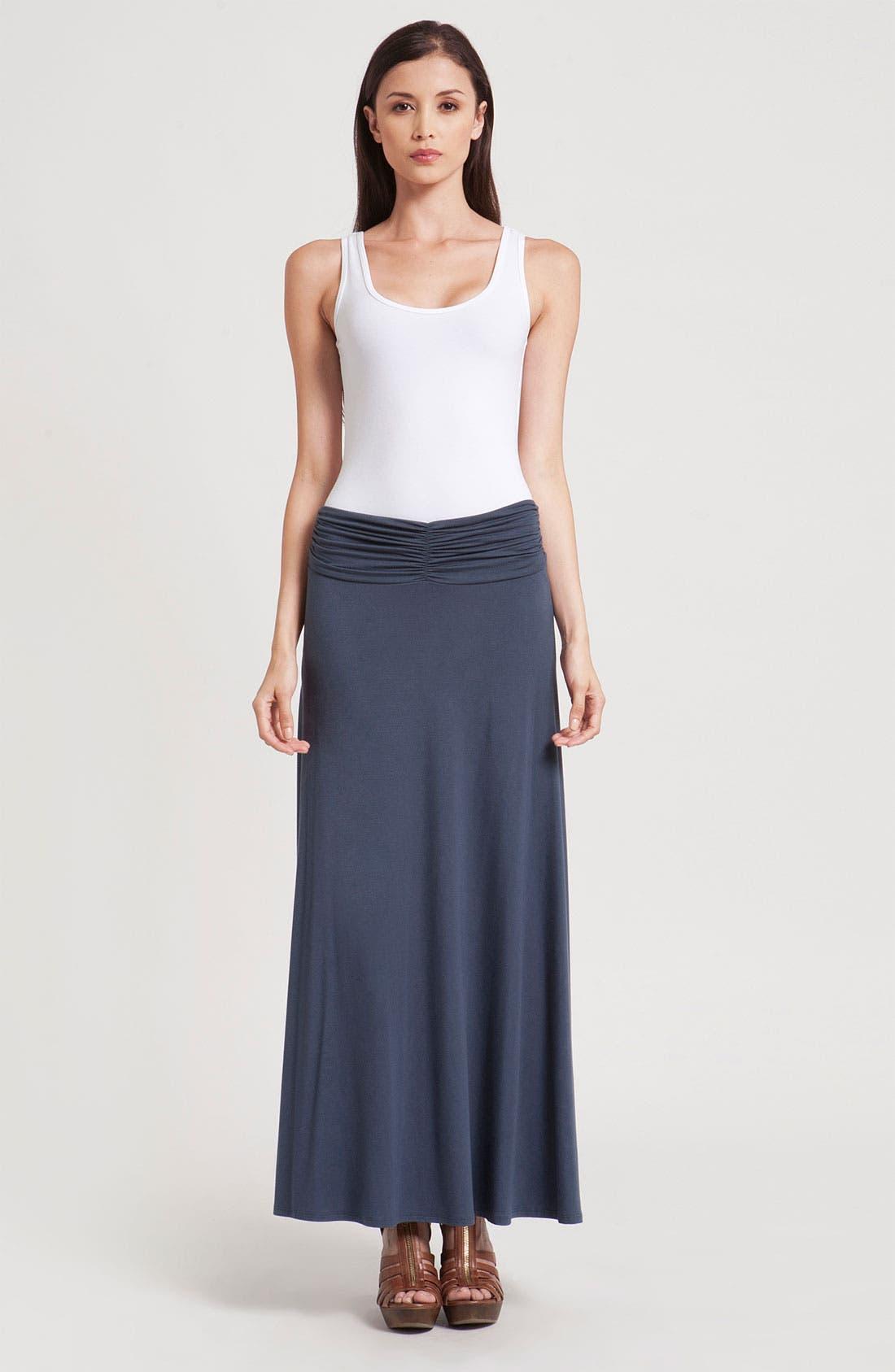 Alternate Image 3  - Three Dots Convertible Maxi Dress