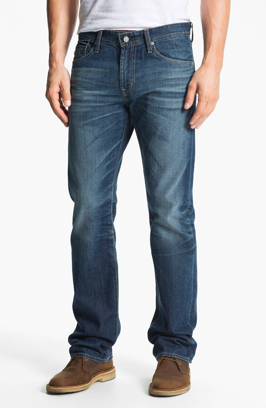 Main Image - AG Jeans 'Protégé' Straight Leg Jeans (Thirteen Year Smooth)