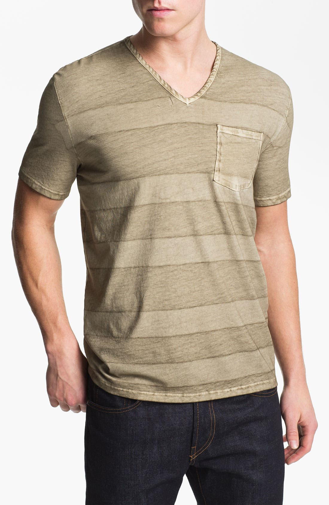 Alternate Image 1 Selected - John Varvatos Star USA V-Neck T-Shirt