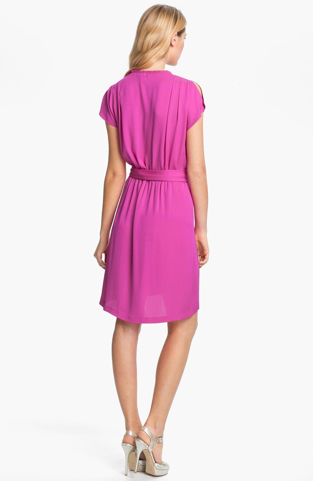 Alternate Image 2  - Diane von Furstenberg 'Mateo' Stretch Silk Wrap Dress