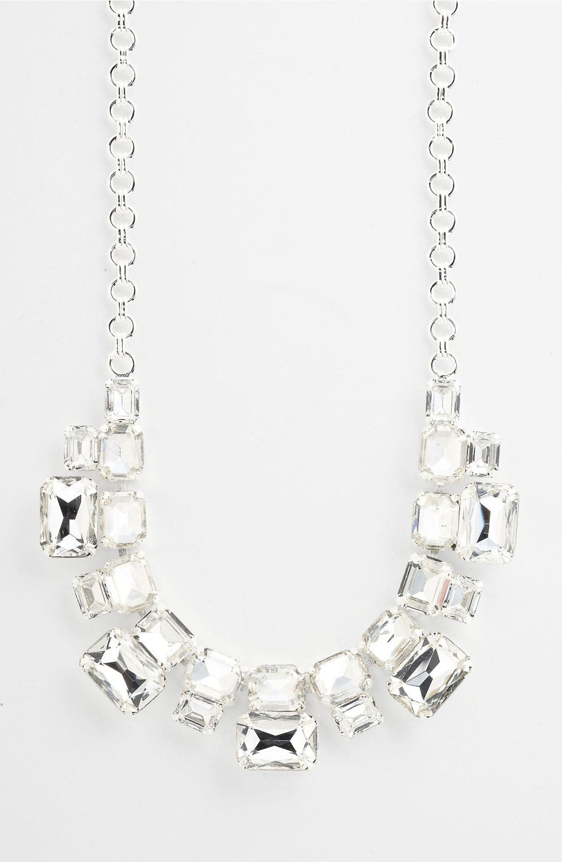 Main Image - Rosa Crystal Collection Jewelry Bib Necklace