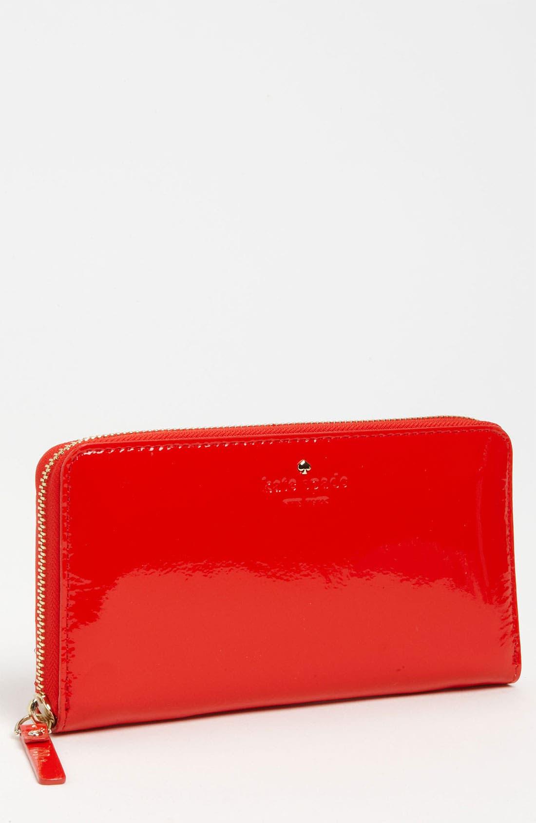 Main Image - kate spade new york 'harrison street - lacey' wallet