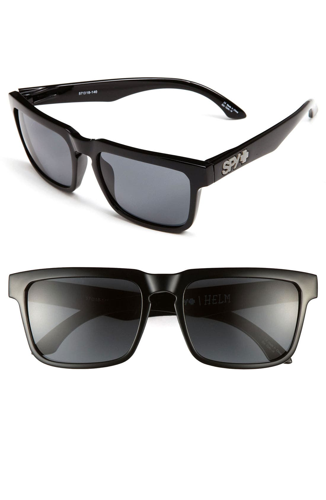 Alternate Image 1 Selected - SPY Optic 'Helm' 57mm Sunglasses