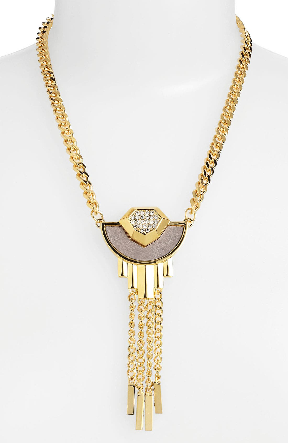 Alternate Image 1 Selected - Vince Camuto Tassel Necklace