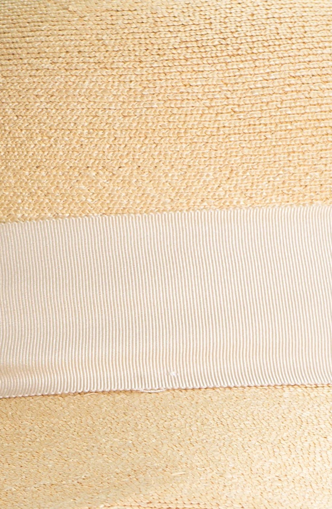 Alternate Image 2  - Lanvin Straw Sun Hat