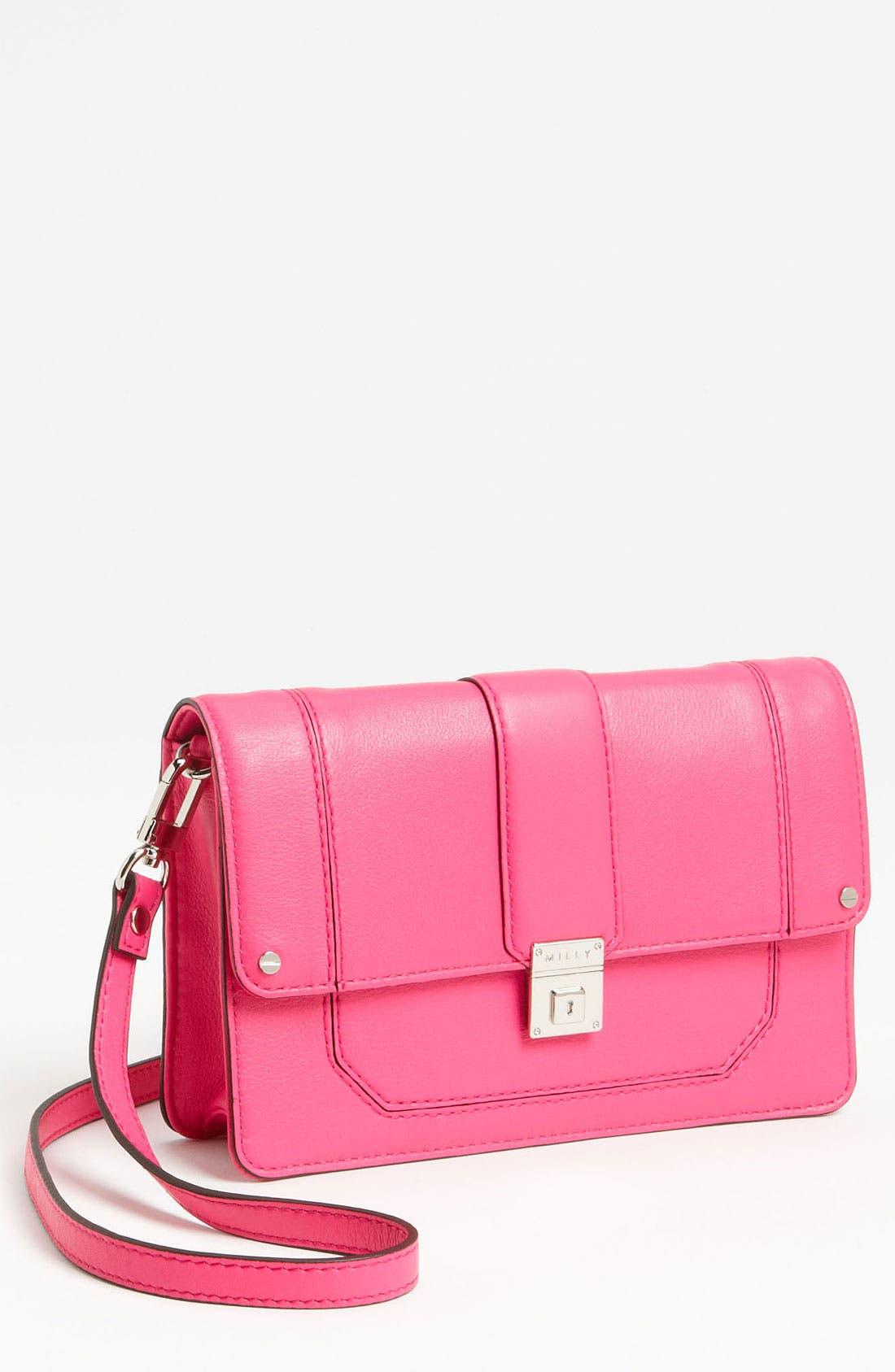 Main Image - Milly 'Monica - Mini' Crossbody Bag