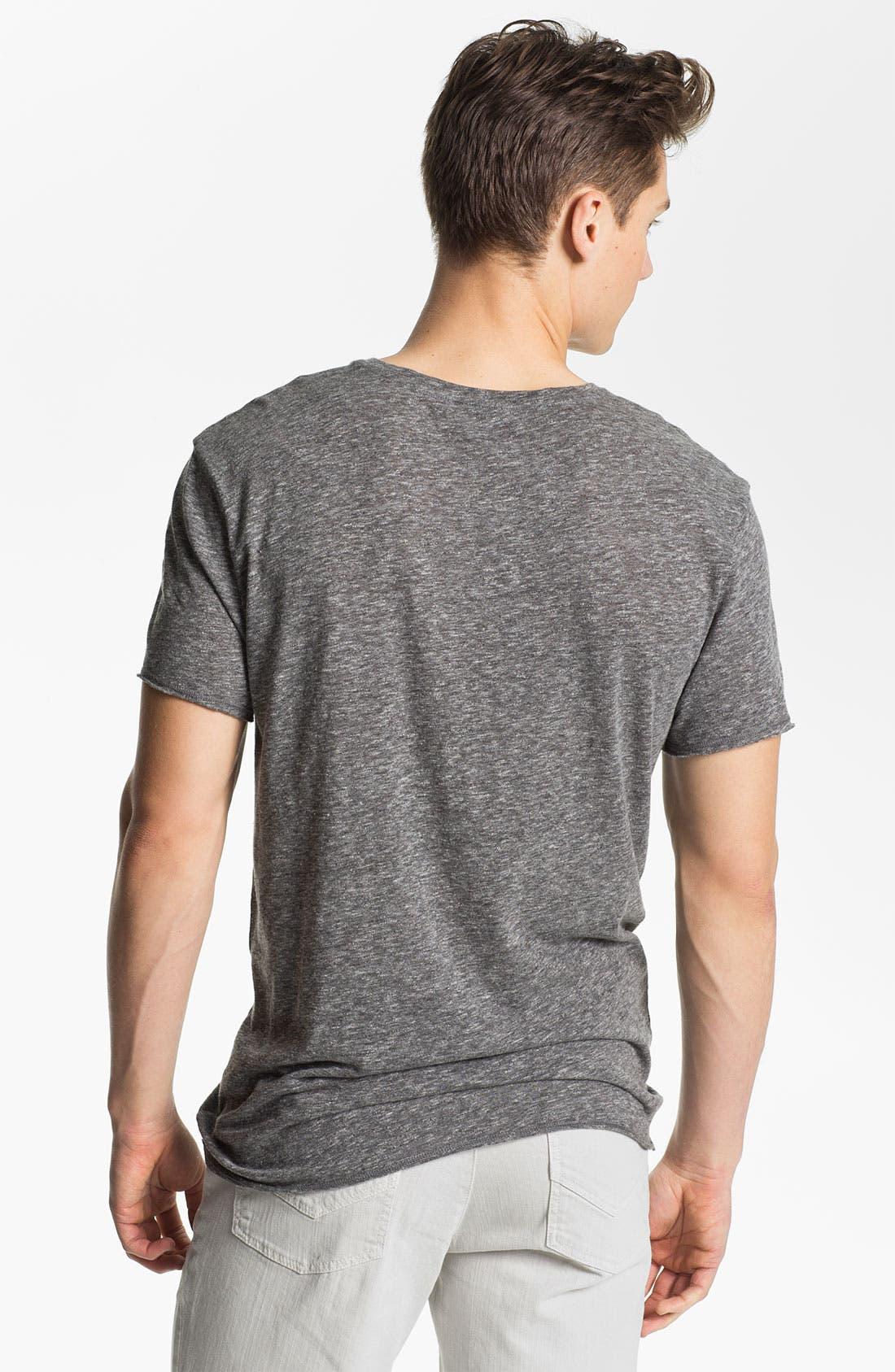 Alternate Image 2  - Zadig & Voltaire Crewneck T-Shirt
