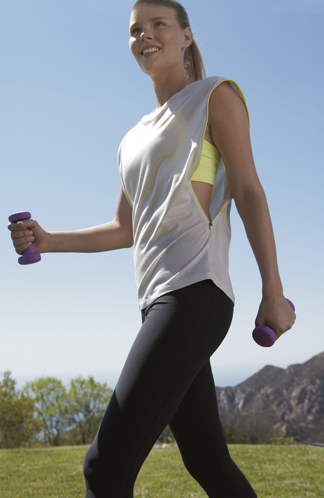 Alternate Image 4  - Nike 'Zip It Up' Tee