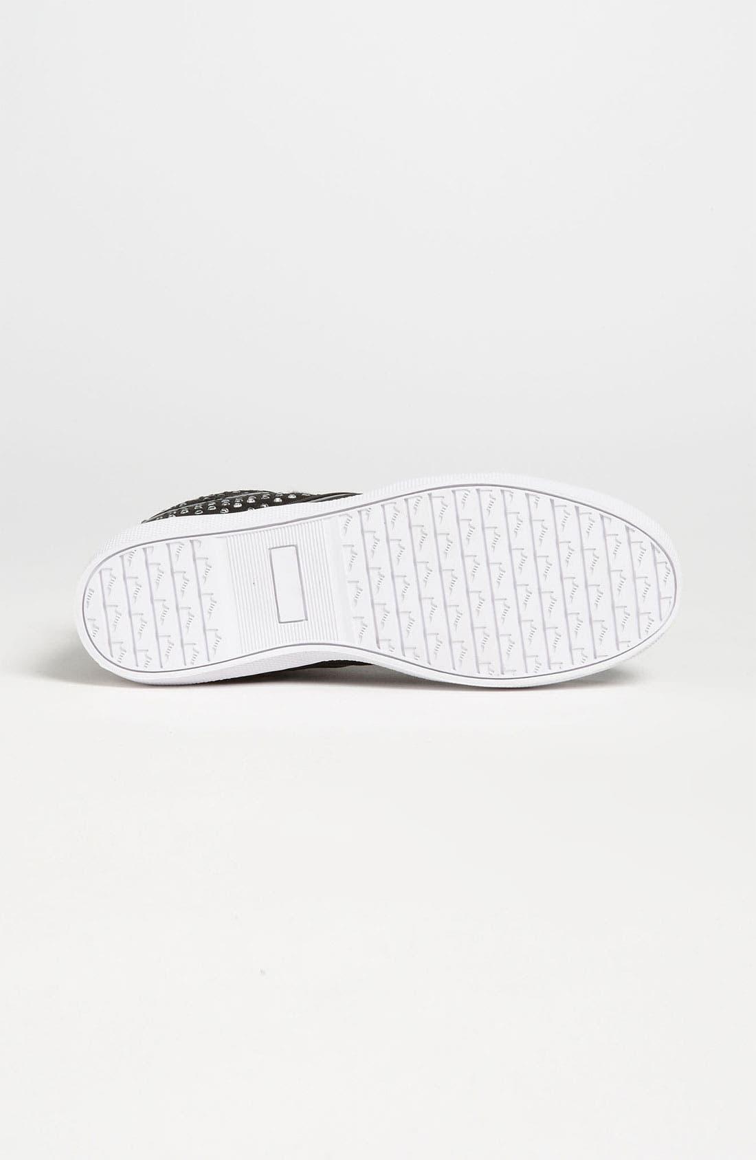 Alternate Image 4  - Topshop 'Tiki-Gem' High Top Sneaker