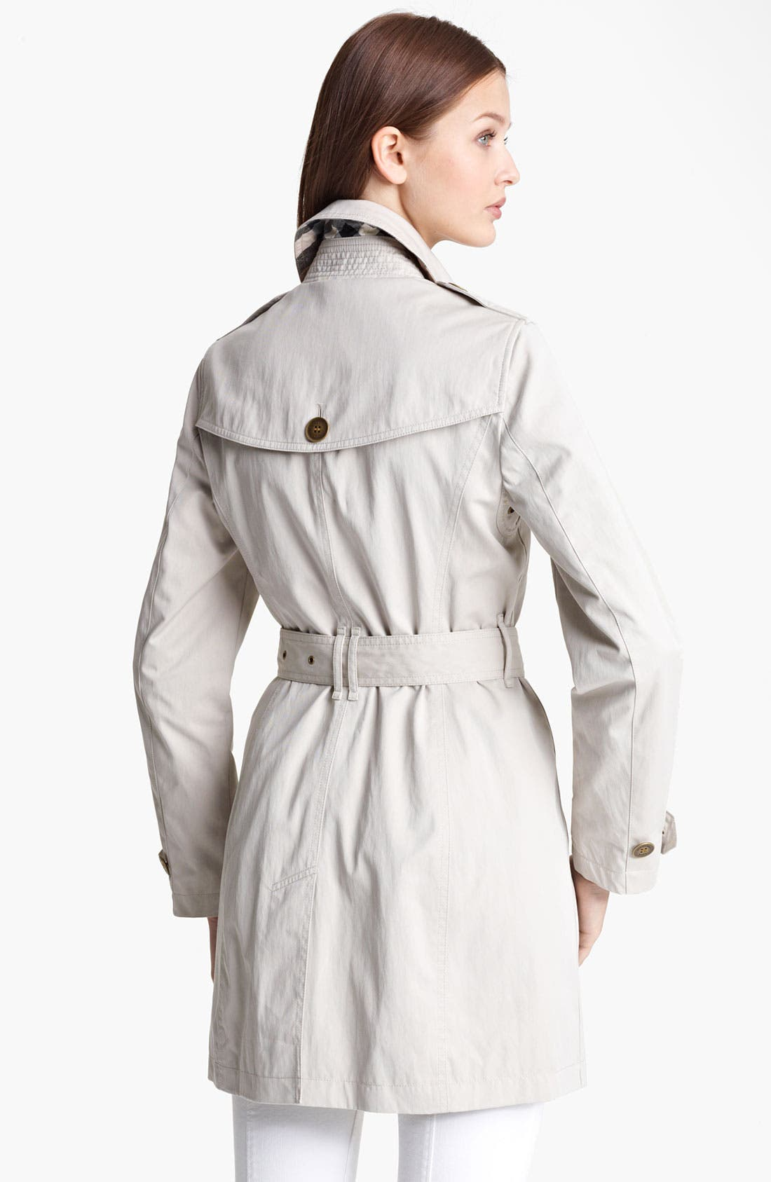 Alternate Image 2  - Burberry Brit 'Pembrooke' Trench Coat