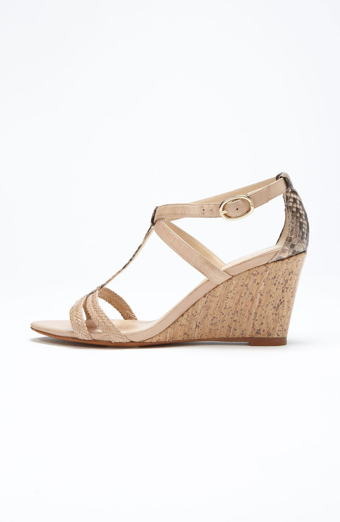 Alternate Image 4  - Alexandre Birman Braid Cork Sandal