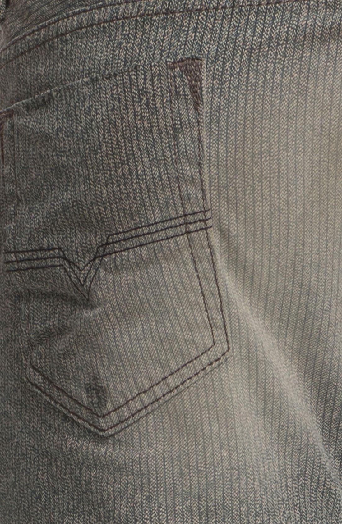 Alternate Image 4  - DIESEL® 'Safado' Straight Leg Jeans (0807M)