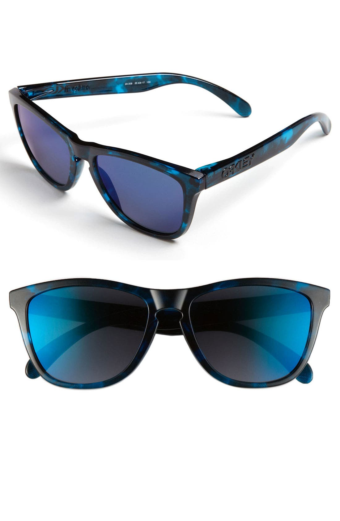 Alternate Image 1 Selected - Oakley 'RadarLock™' Edge' 155mm Sunglasses
