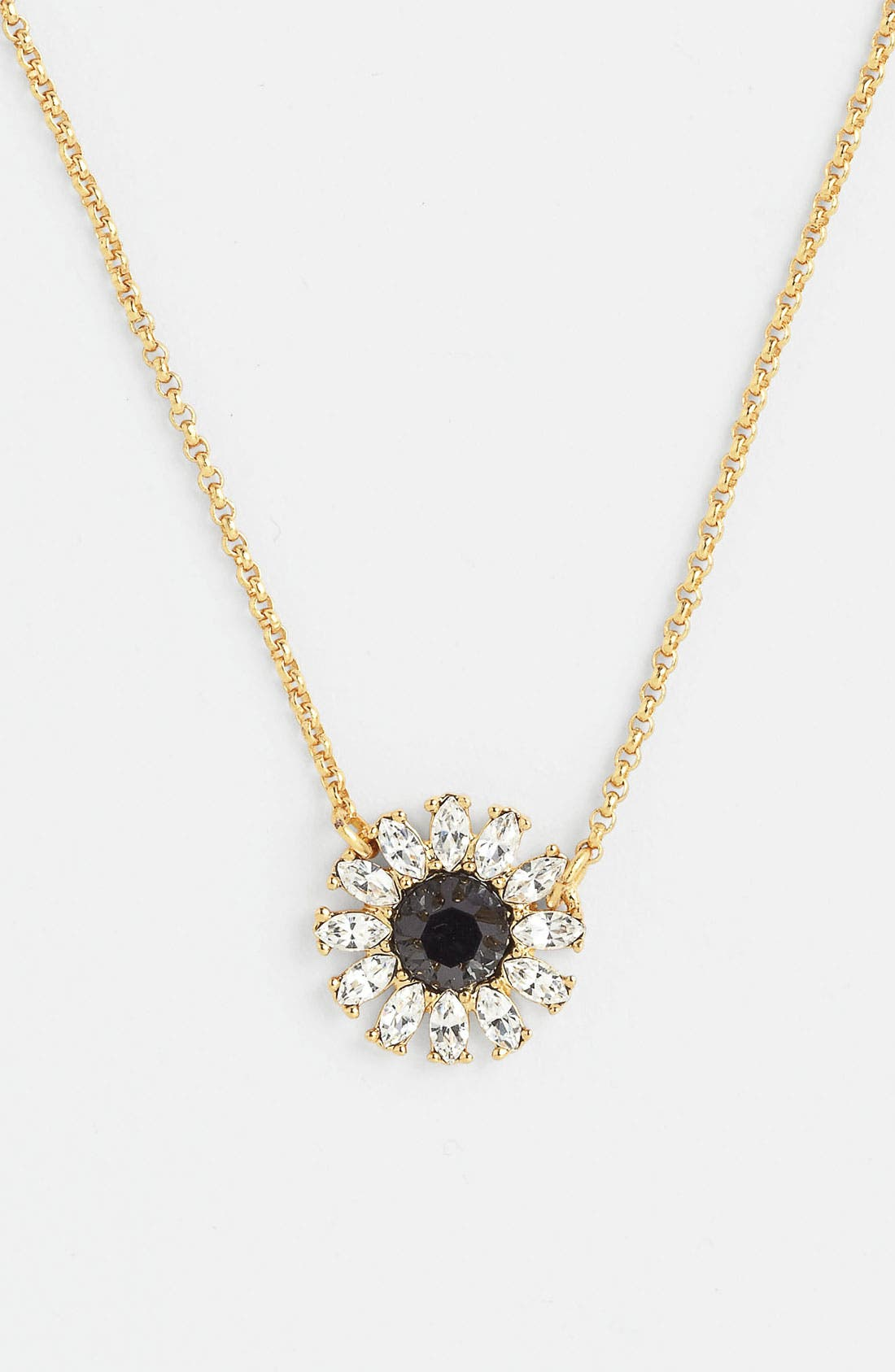 Alternate Image 1 Selected - kate spade new york 'estate garden' pendant necklace