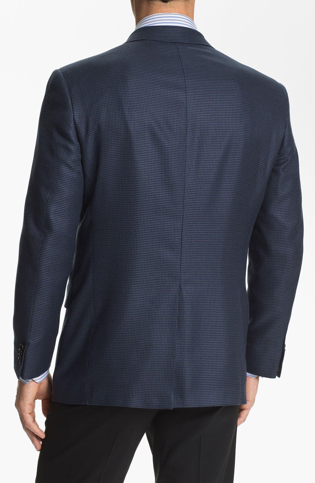 Alternate Image 2  - Hart Schaffner Marx Silk Blend Sportcoat