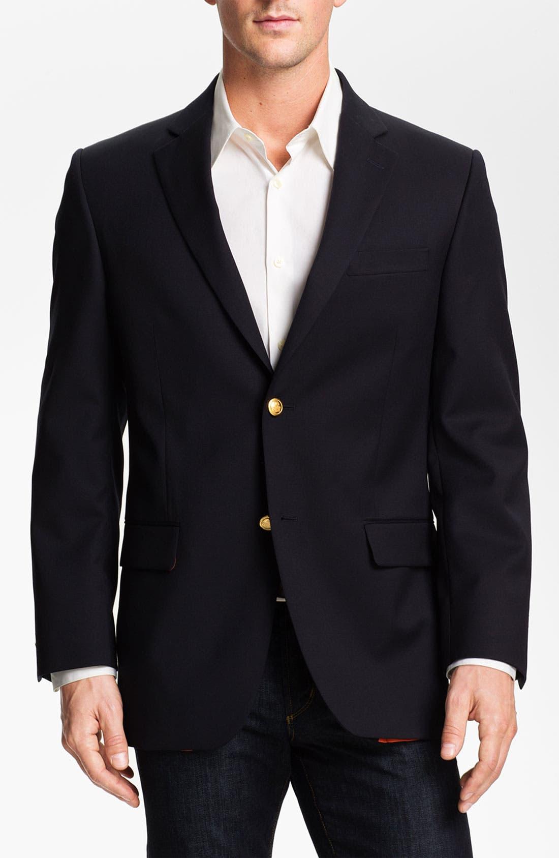 Main Image - S. Cohen 'Clemson University' Blazer (Online Only)