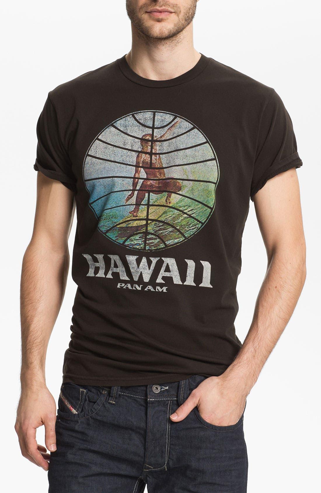 Alternate Image 1 Selected - PalmerCash 'Pan Am Hawaii' Graphic T-Shirt