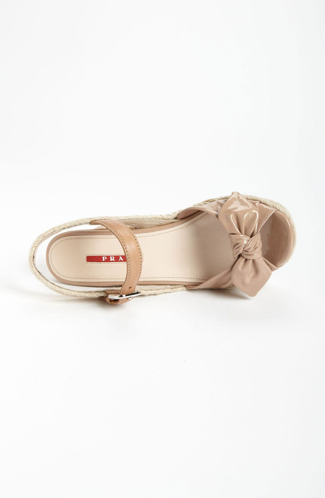 Alternate Image 3  - Prada Wedge Sandal