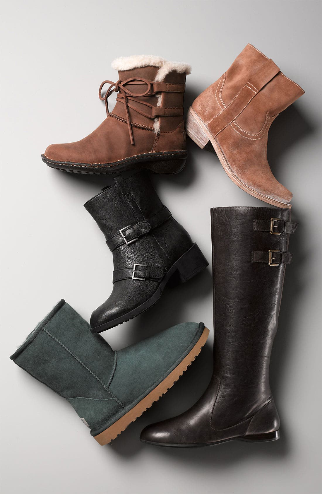 Alternate Image 5  - Cole Haan 'Alix' Moto Boot