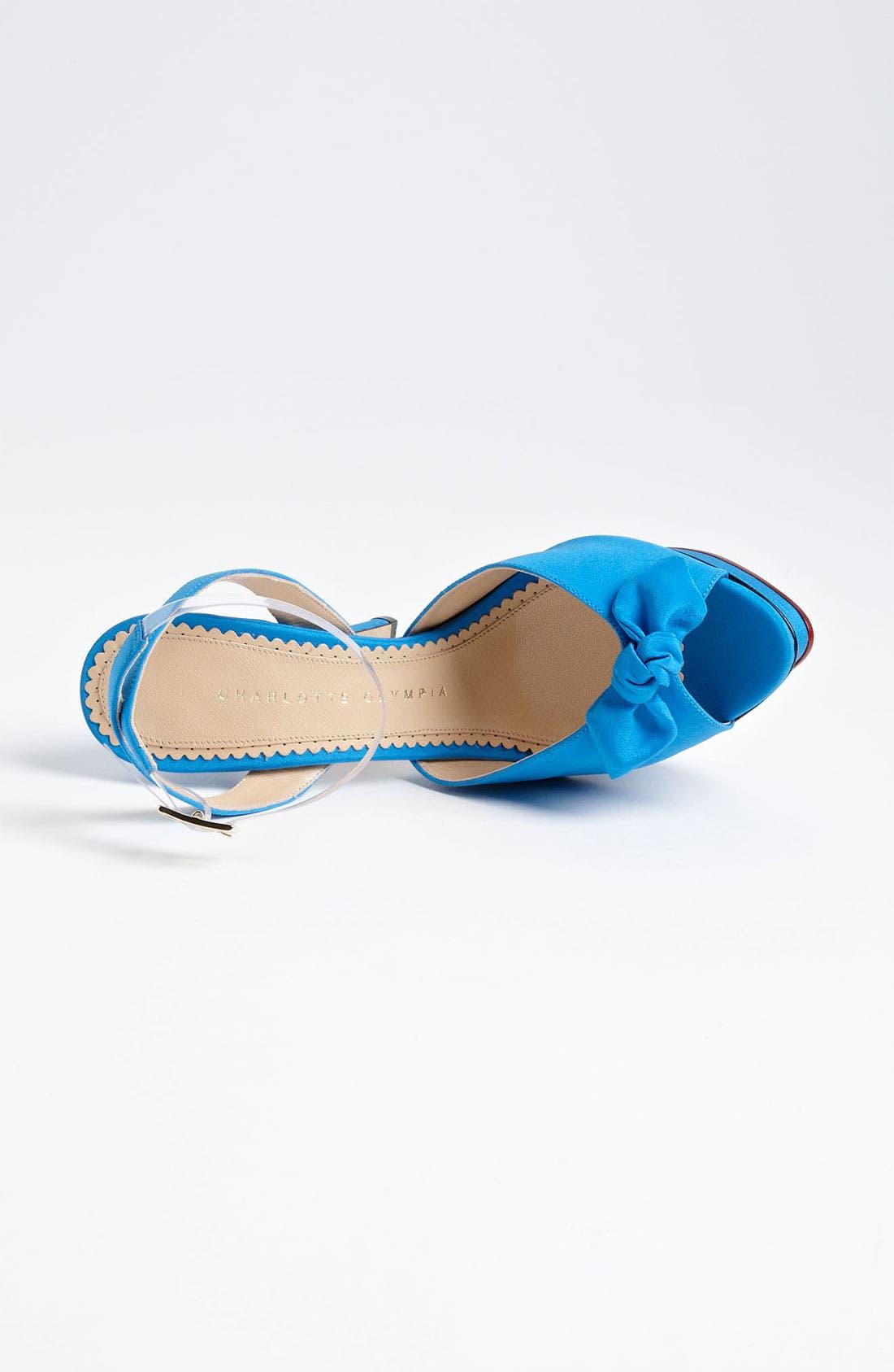 Alternate Image 3  - Charlotte Olympia 'Serena' Sandal