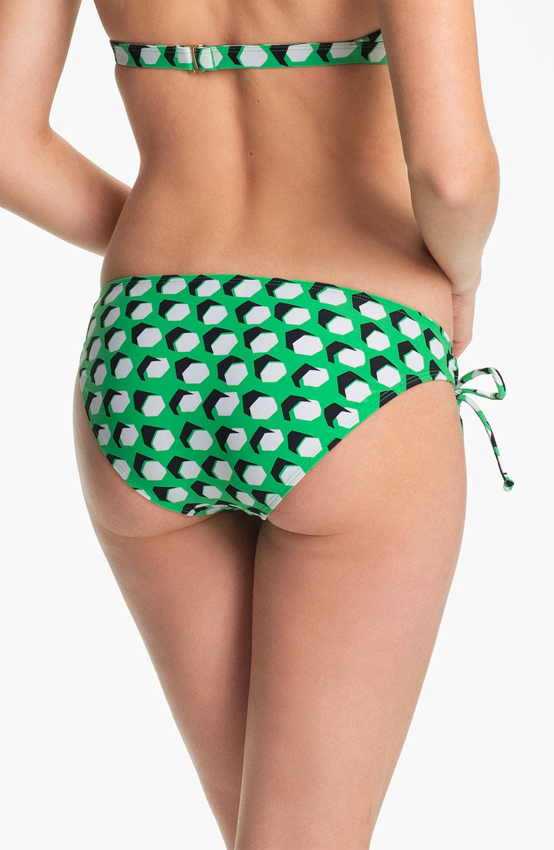 Alternate Image 2  - 'DVF Loves Roxy' Bikini Bottoms