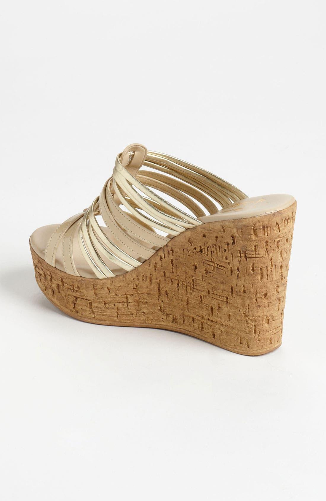 Alternate Image 2  - Callisto 'Jeanette' Wedge Sandal
