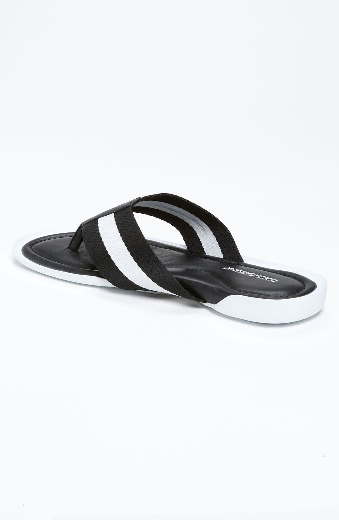 Alternate Image 2  - Dolce&Gabbana Flip Flop