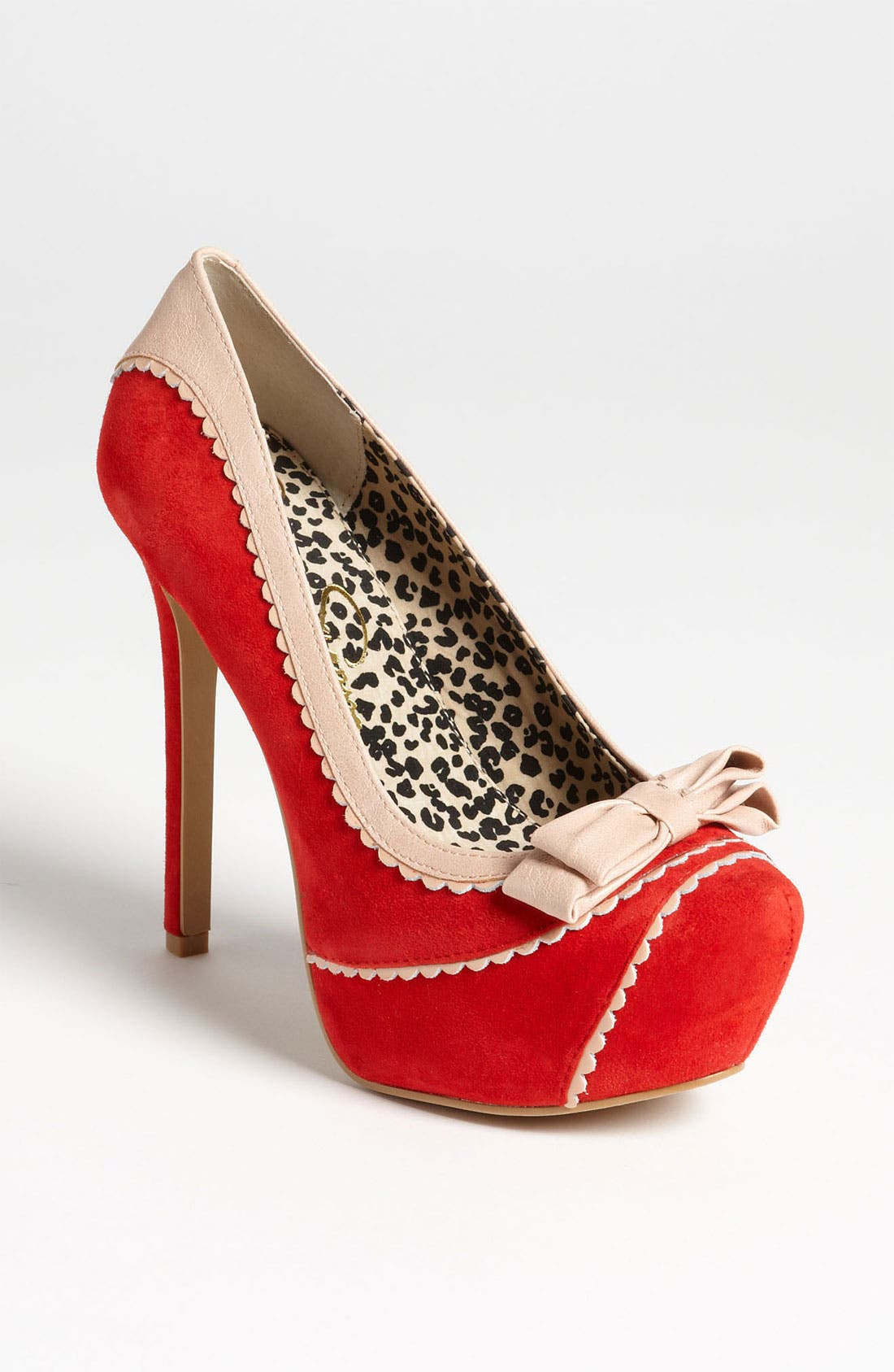 Alternate Image 1 Selected - Jessica Simpson 'Jeorge' Pump
