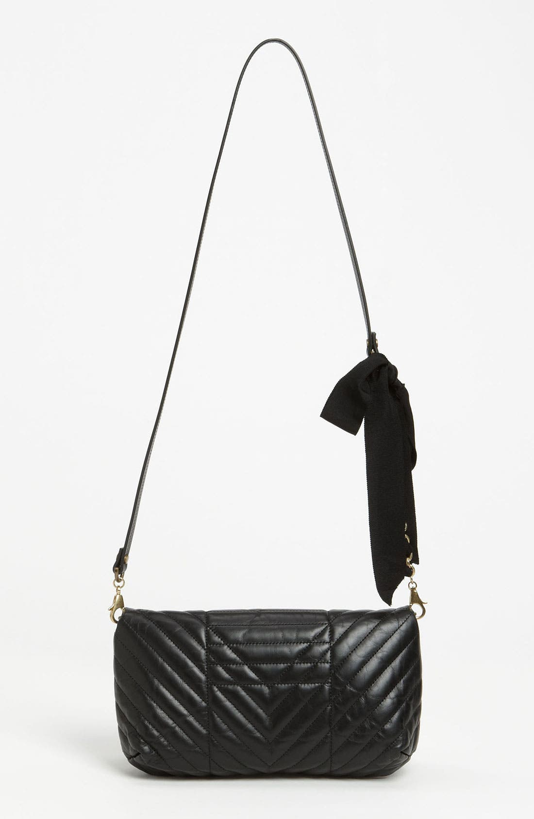 Alternate Image 4  - Lanvin 'Happy' Quilted Leather Crossbody Bag