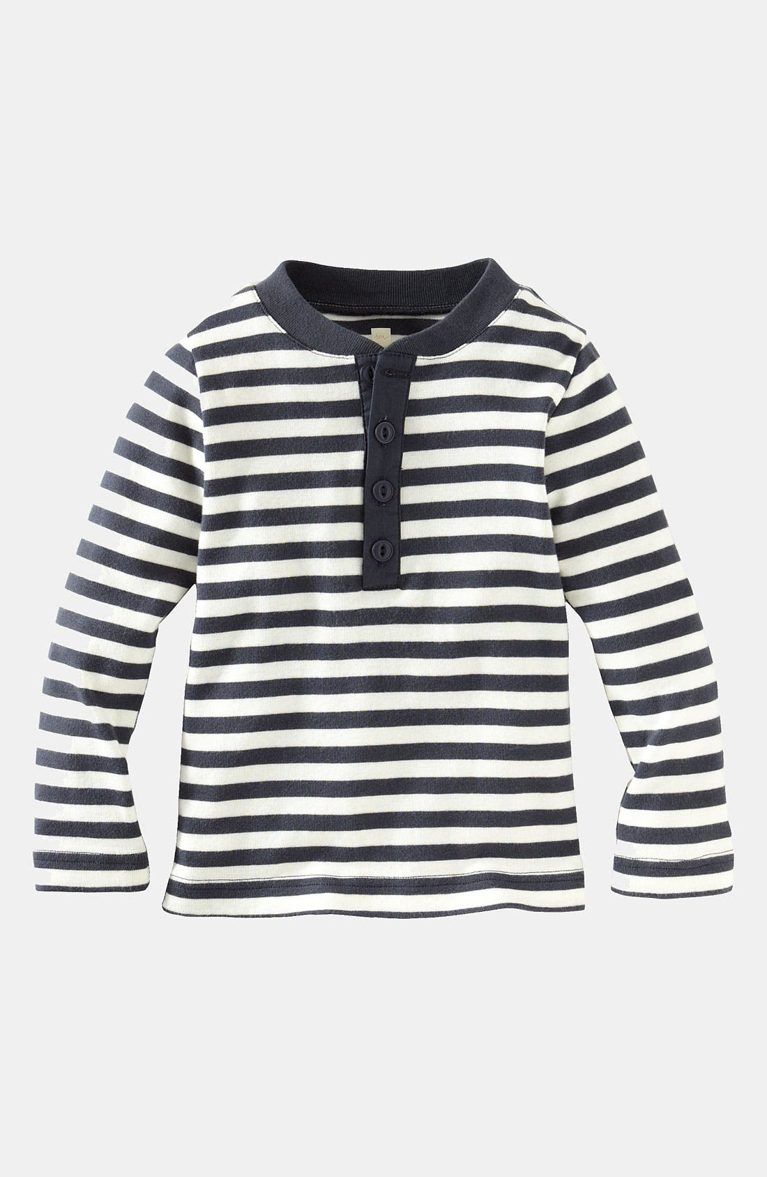 Alternate Image 1 Selected - Tea Collection 'Vilakazi' Henley Shirt (Infant)