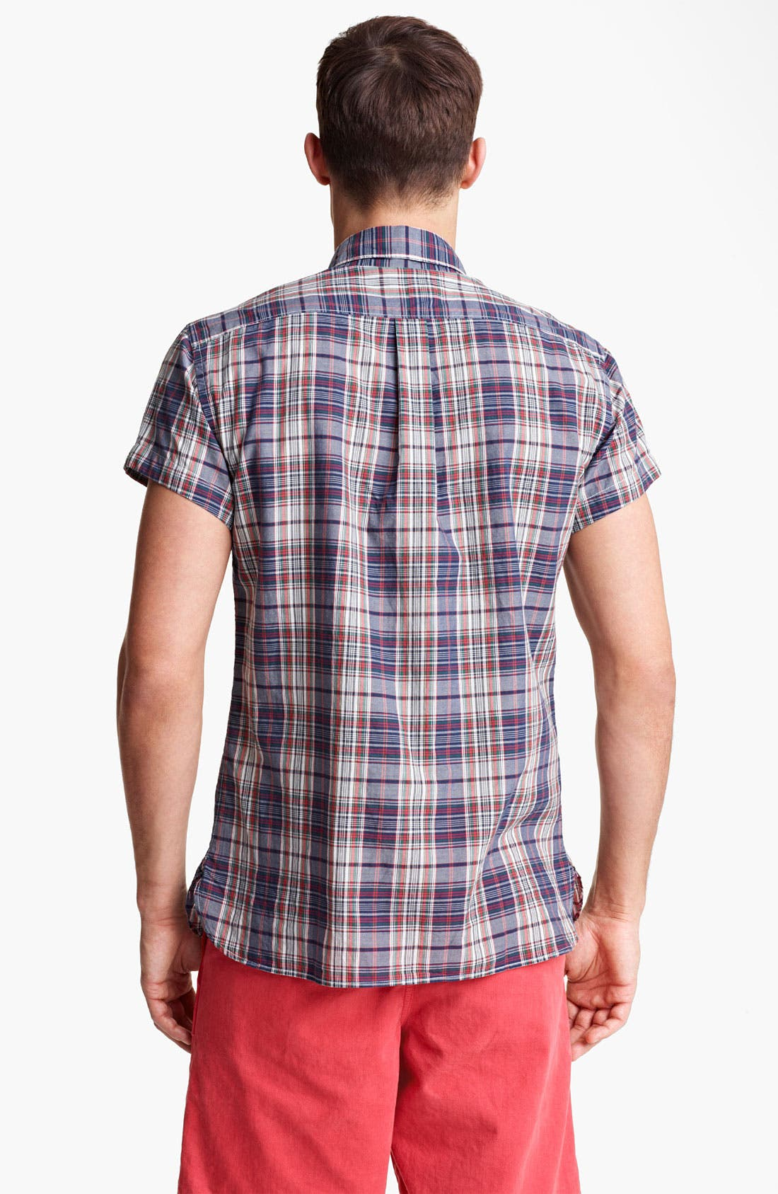 Alternate Image 2  - Todd Snyder Plaid Shirt