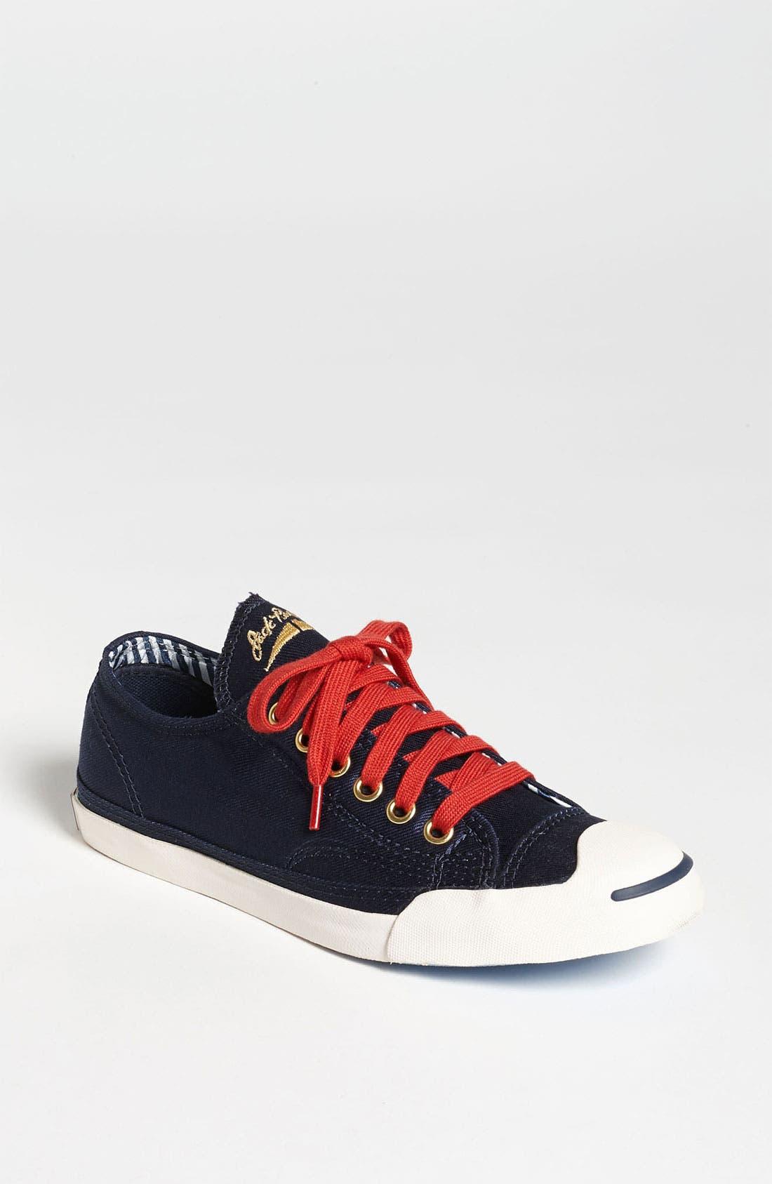 Alternate Image 2  - Converse 'Jack Purcell' Twill Sneaker (Women)