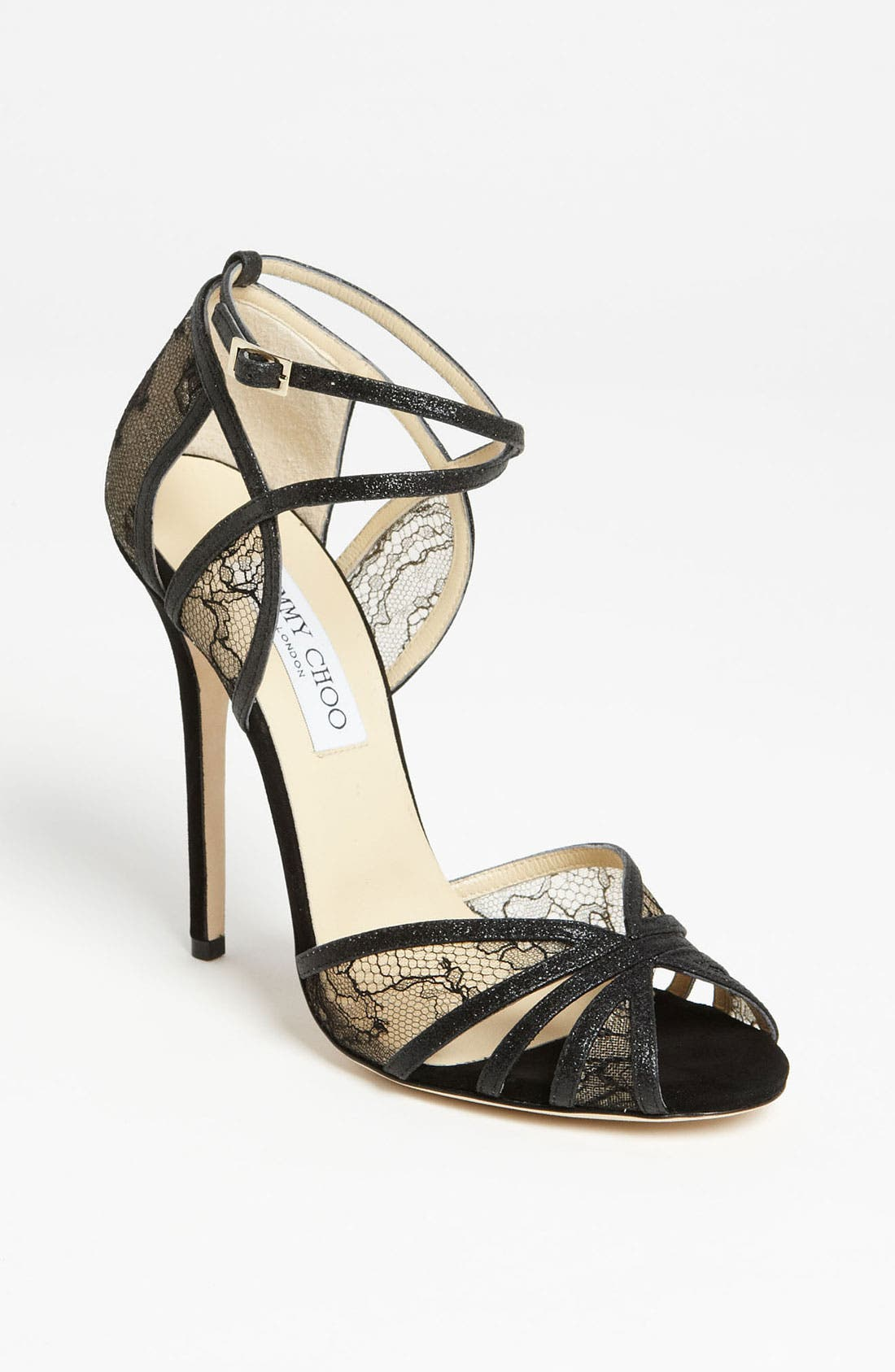 Alternate Image 1 Selected - Jimmy Choo 'Fitch' Sandal