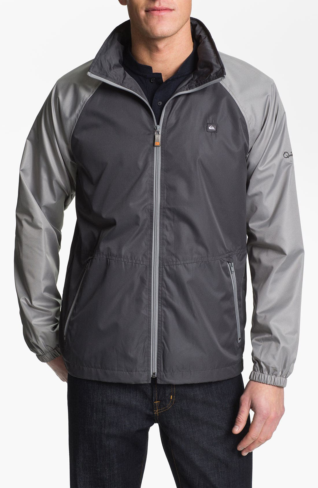 Alternate Image 1 Selected - Quiksilver Waterman Collection 'Shell Shock 2' Jacket