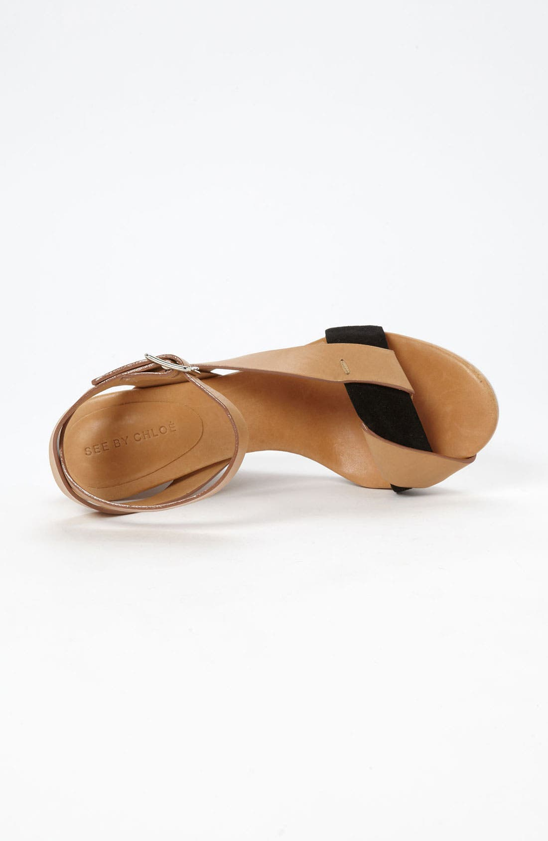 Alternate Image 3  - See by Chloé Summer Wedge Sandal