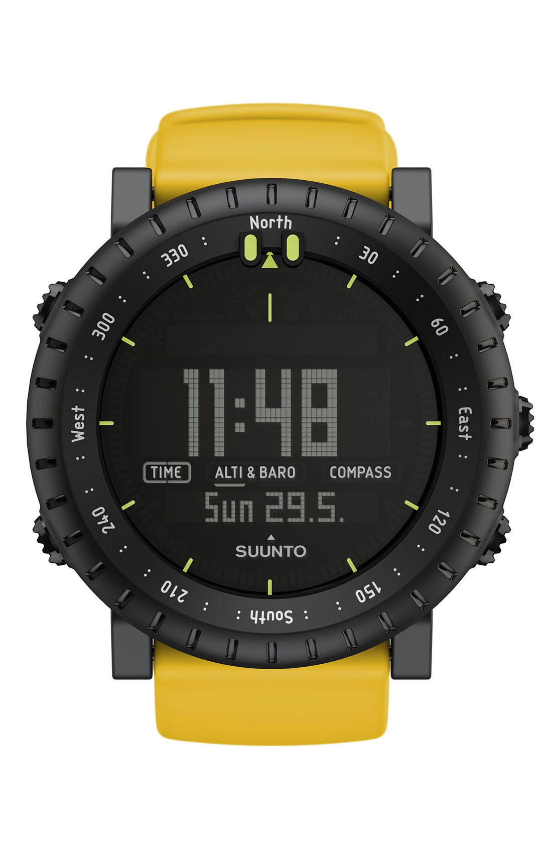 Main Image - Suunto 'Core Crush' Multifunction Watch, 50mm