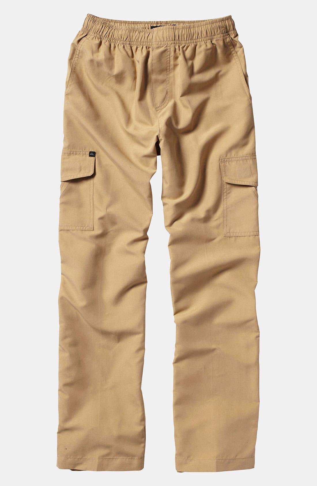 Main Image - Quiksilver 'Kamotion' Pants (Big Boys)