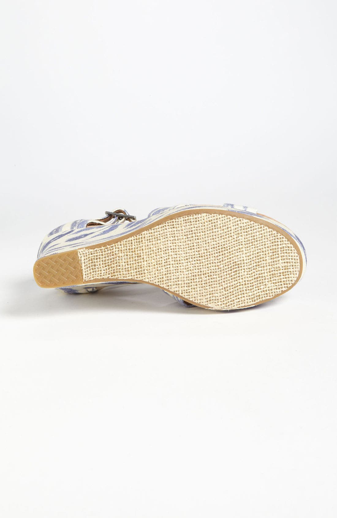 Alternate Image 4  - TOMS 'Ikat' Wedge Sandal