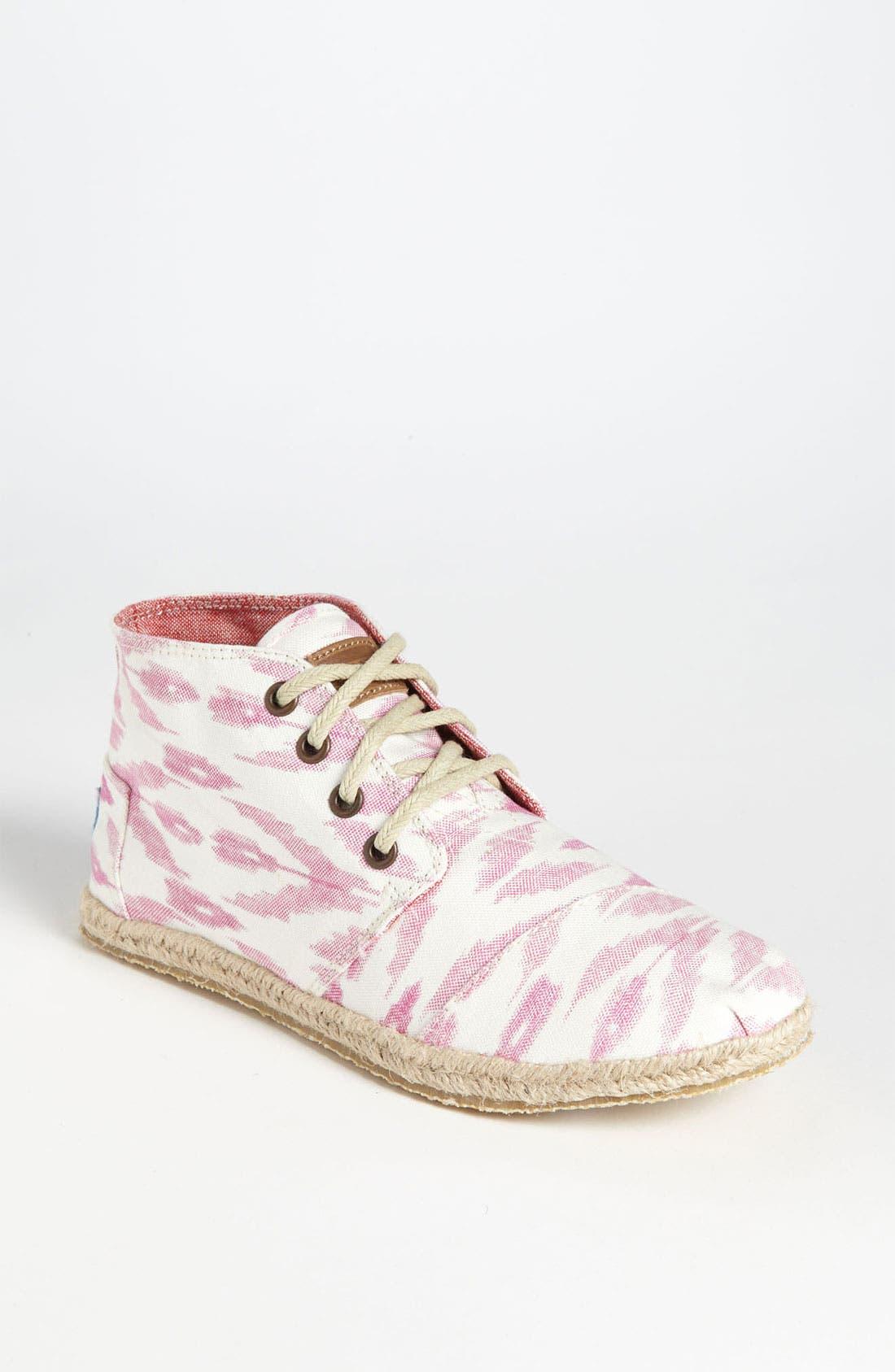 Alternate Image 1 Selected - TOMS 'Botas Desert  - Ikat' Boot (Women)