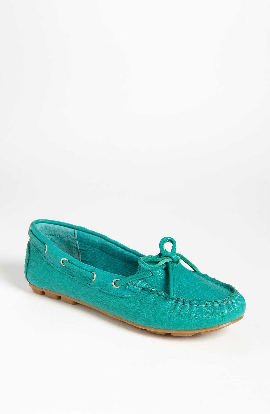 Alternate Image 1 Selected - Lucky Brand 'Darice' Moccasin