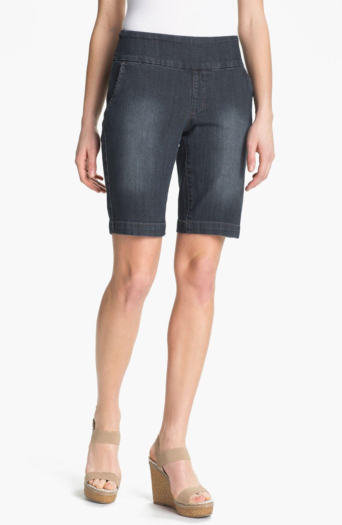 Alternate Image 1 Selected - Jag Jeans 'Louie' Bermuda Shorts (Regular)