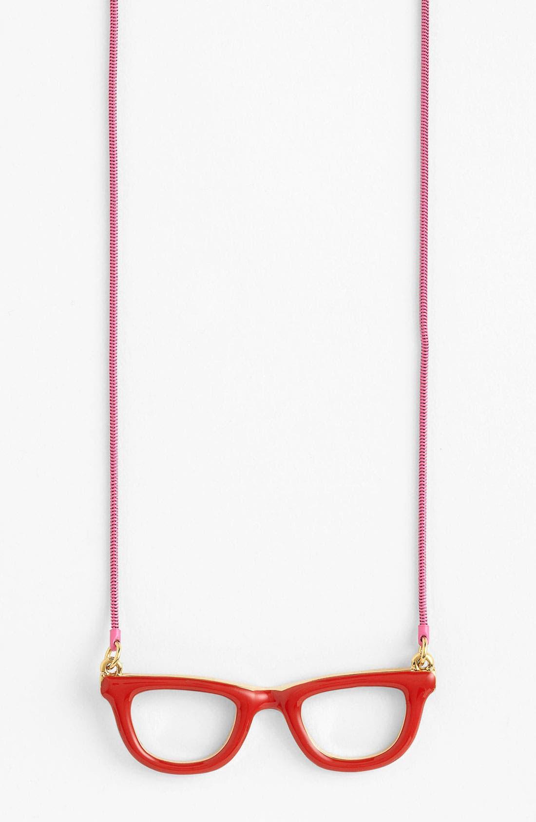 Alternate Image 2  - kate spade new york 'goreski' reversible pendant necklace