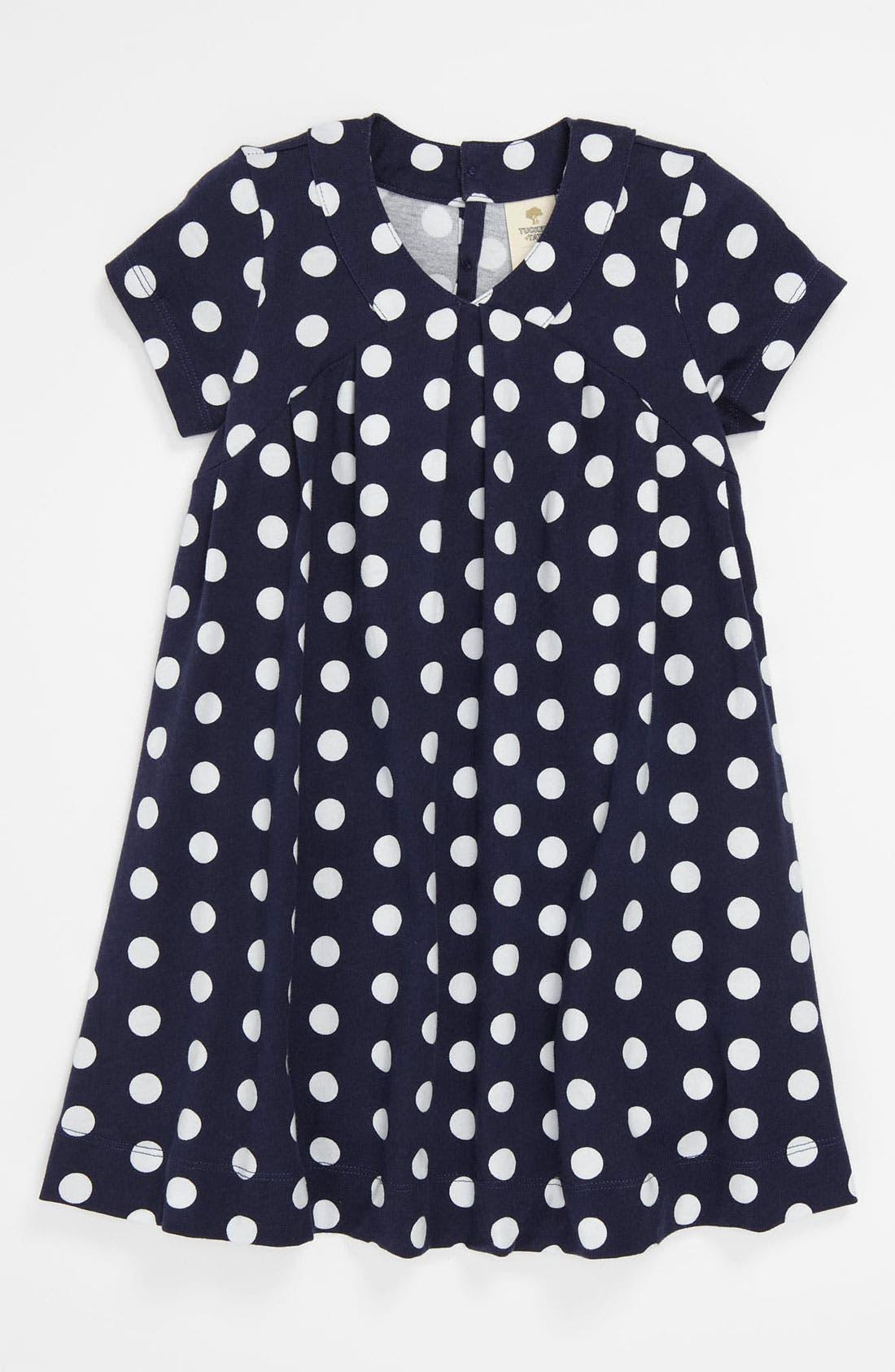 Alternate Image 1 Selected - Tucker + Tate 'Spinnaker' Knit Dress (Toddler)