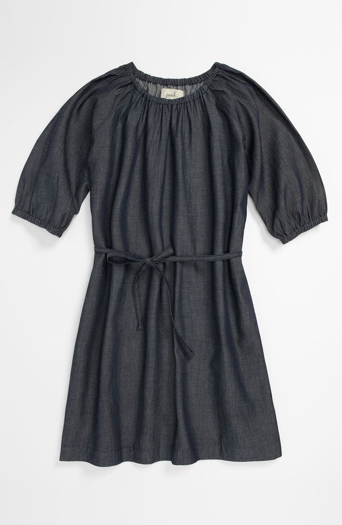 Alternate Image 1 Selected - Peek 'Rosella' Dress (Toddler, Little Girls & Big Girls)