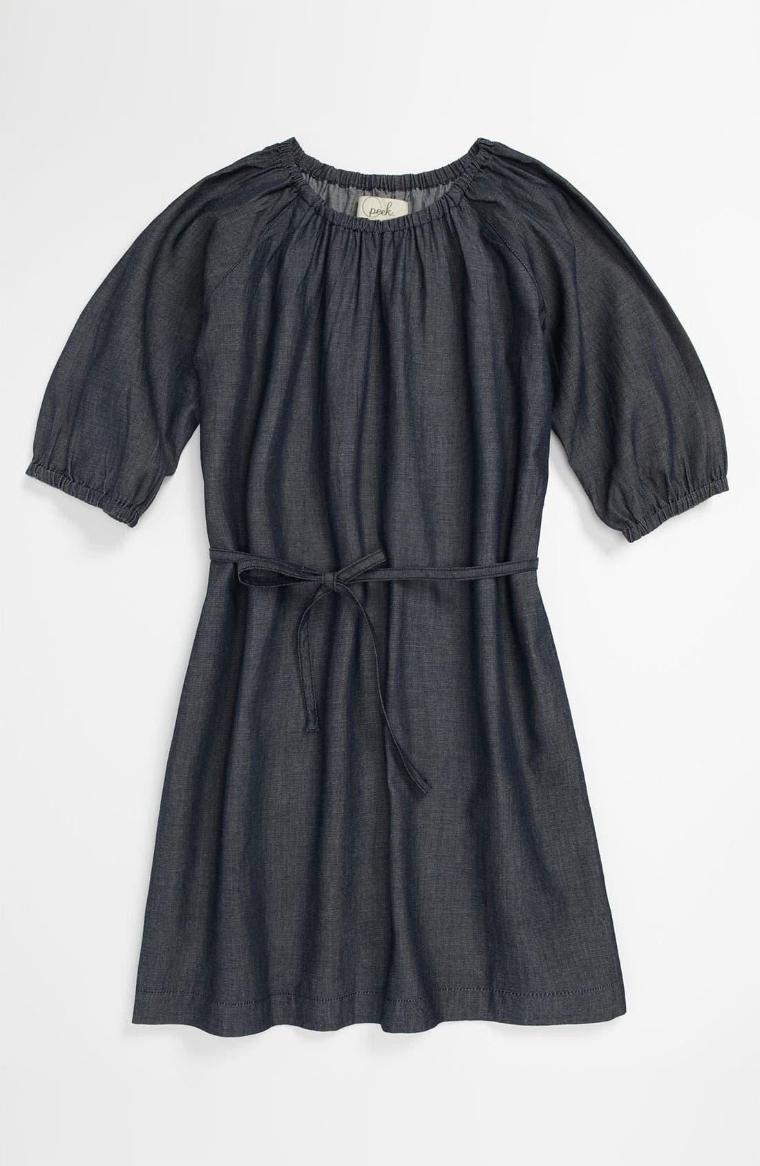 Main Image - Peek 'Rosella' Dress (Toddler, Little Girls & Big Girls)